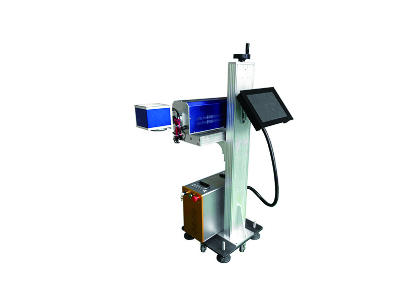 Fly CO2 Laser Coding Machine