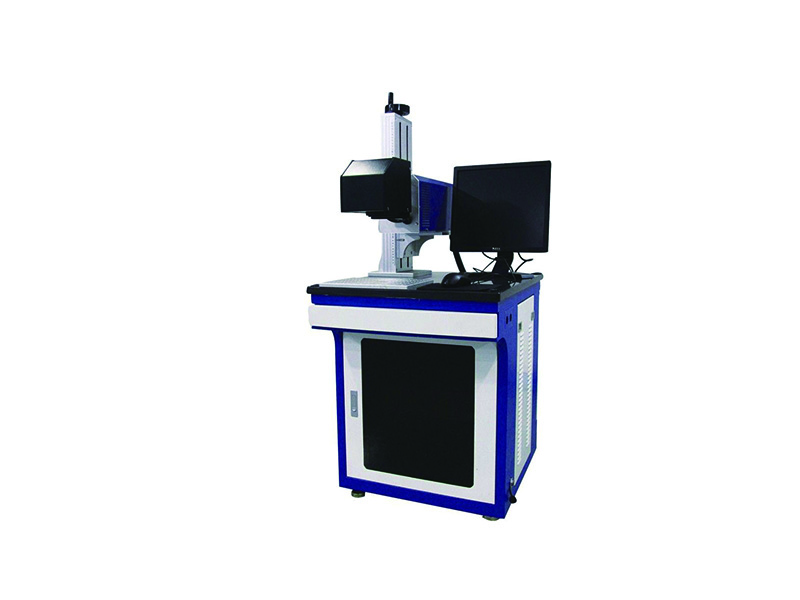 Pedestal CO2 Laser Marking Machine
